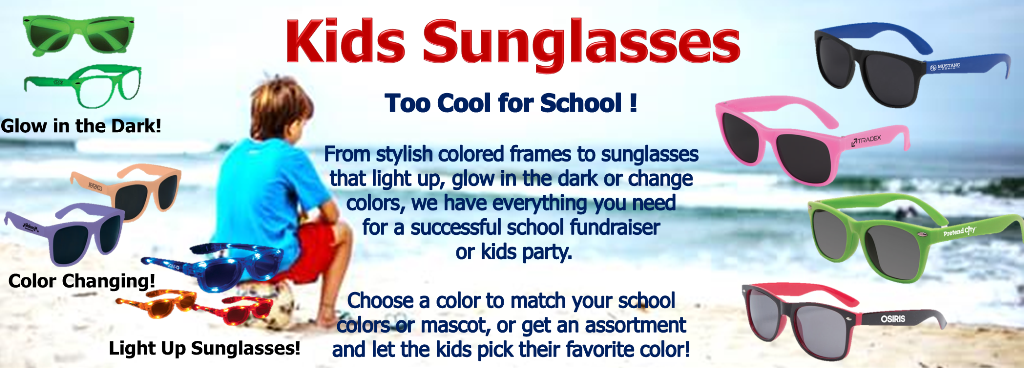 Pre-School Kids Sunglasses