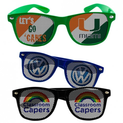 Create a Lasting Impression with Custom Logo Lens Sunglasses