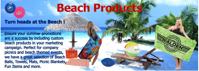 Beach Products