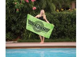 "30"" x 60"" Tie Dye Midweight Beach Towel"