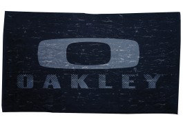 35″ X 60″ Black Distressed Stock Beach Towel