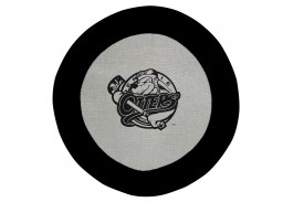 "20"" x 20"" Hockey Puck Shaped Sport Towel"