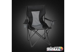 Mesh Camp Chair with Carrying Bag
