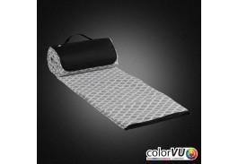 """59"""" x 53"""" Multi-Color Picnic Blanket"""