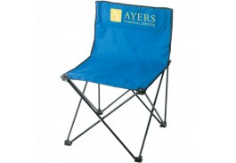 Deluxe Portable Folding Chair with Carrying Case