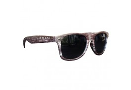 Dark Wood Tone Miami Sunglasses