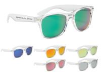 Crystalline Malibu Retro Sunglasses
