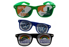 Miami Logo Lens Sunglasses