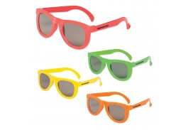 Pre-School Kids Neon Sunglass Assortment