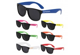 Pre-School Kids Two-Toned Classic Sunglasses