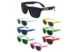 Pre-School Kids Solid Classic Sunglasses