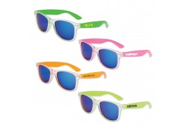 Transparent Iconic Sunglass Assortment