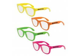 Neon Clear Lens Assortment