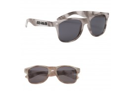 Marbled Malibu Sunglasses