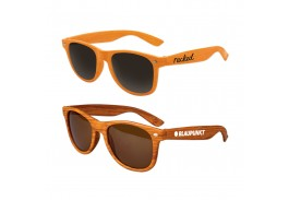 Iconic Wood Grain Sunglasses