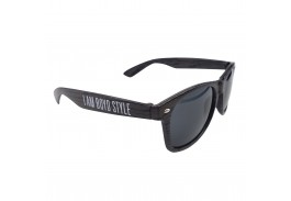 Charcoal Wood Tone Miami Sunglasses