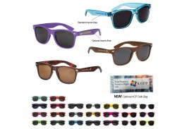 Malibu Retro Sunglasses