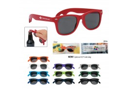 Bottle Opener Malibu Retro Sunglasses