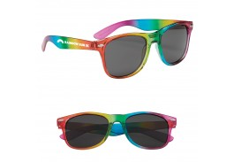 Rainbow Malibu Retro Sunglasses